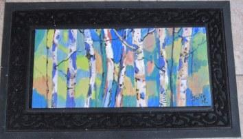 Colourful Birch - Julie Heinrichs