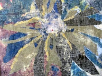 Sylvia Elliott, Collage