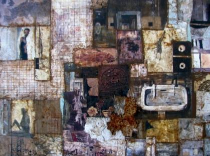 Sylvia Elliott, Mixed Media