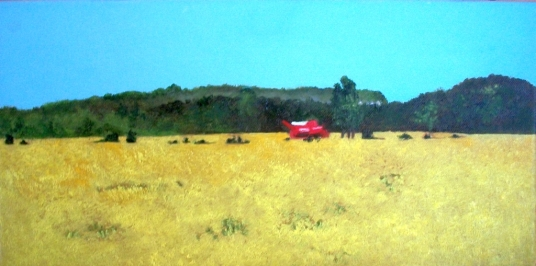 Field of Gold- Sue Dyment, Oil