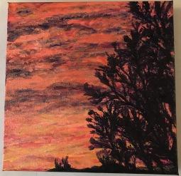 BKerton - Sunrise acrylic