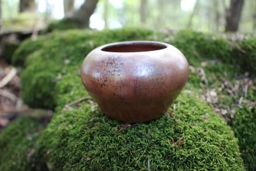 Little copper pot
