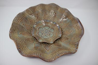 Nesting Doily Bowl Set